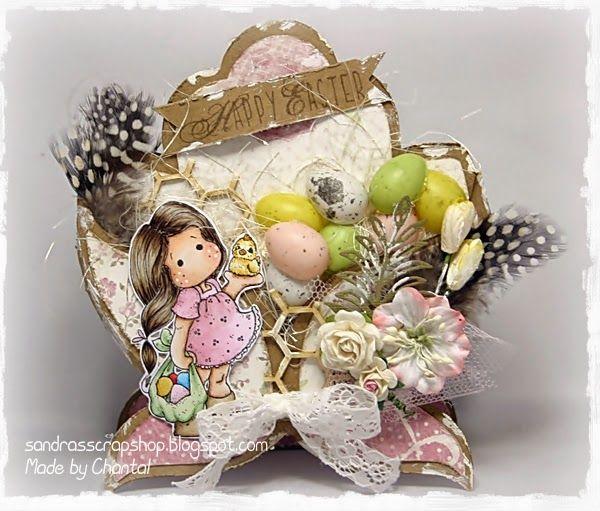 Sandra's Magnolia Scrapsels: Goedemorgen allemaal!!  Het mooie weer begint lang...