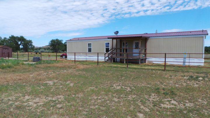 3 Bdrm, 2 Bath Mobile Home w/ Horse Acreage - Worden MT