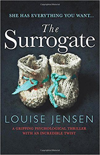 Book - The Surrogate: A gripping psychological thriller with