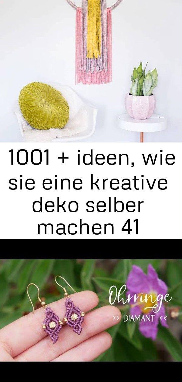 ▷ 1001 + ideen, wie sie eine kreative deko selber machen 41 #wanddekoselbermachen