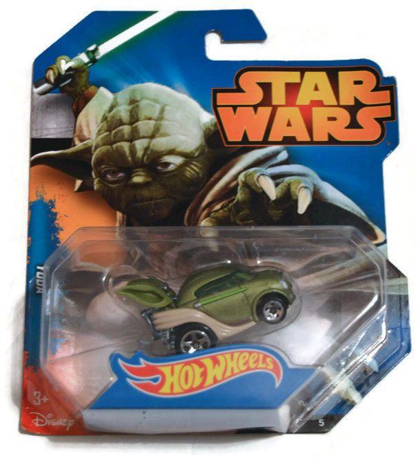 Hot Wheels Star Wars Yoda #WalMart Car #HotWheels #Yoda #StarWars #DieCast