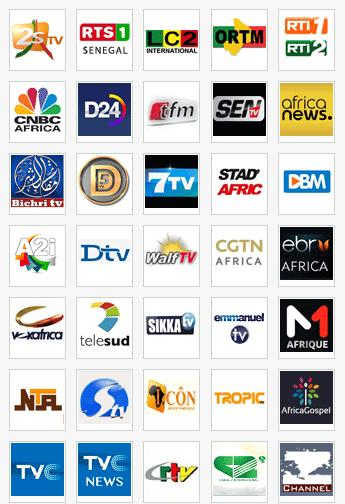 Les Chaines Tv Afrique En Direct Sur Internet Tv Channels Live Live Television Tv Channels Internet Tv