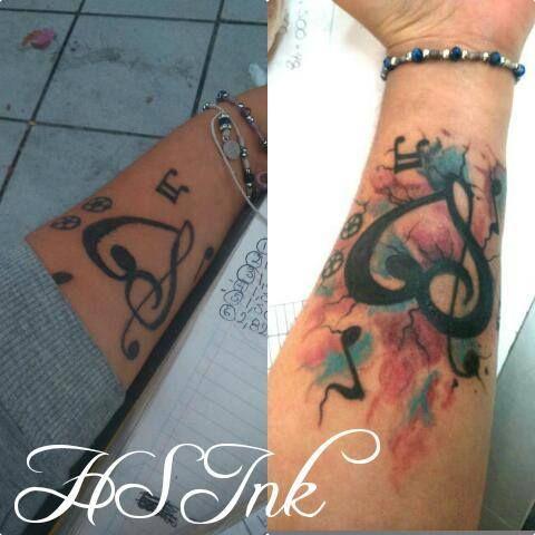 72ec516e7 reconstruccion | work tattoo | Pinterest | Tattoos, Watercolor ...