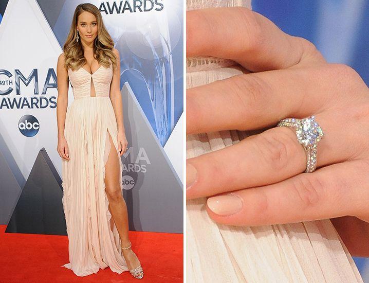 Hannah Davis\' Engagement Ring From Derek Jeter