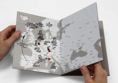 Palomar Wereldkaart | Om je reizen en herinneringen in kaart te brengen