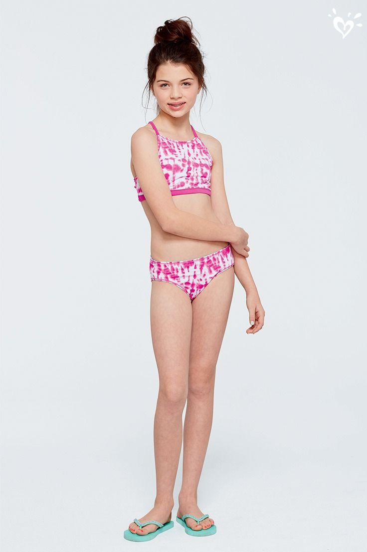 This swimsuit is tie dye for! ;)
