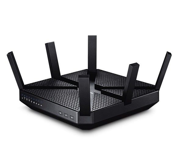 Archer C3200 Tri Band Wireless Gigabit Wi Fi Router By Tp Link