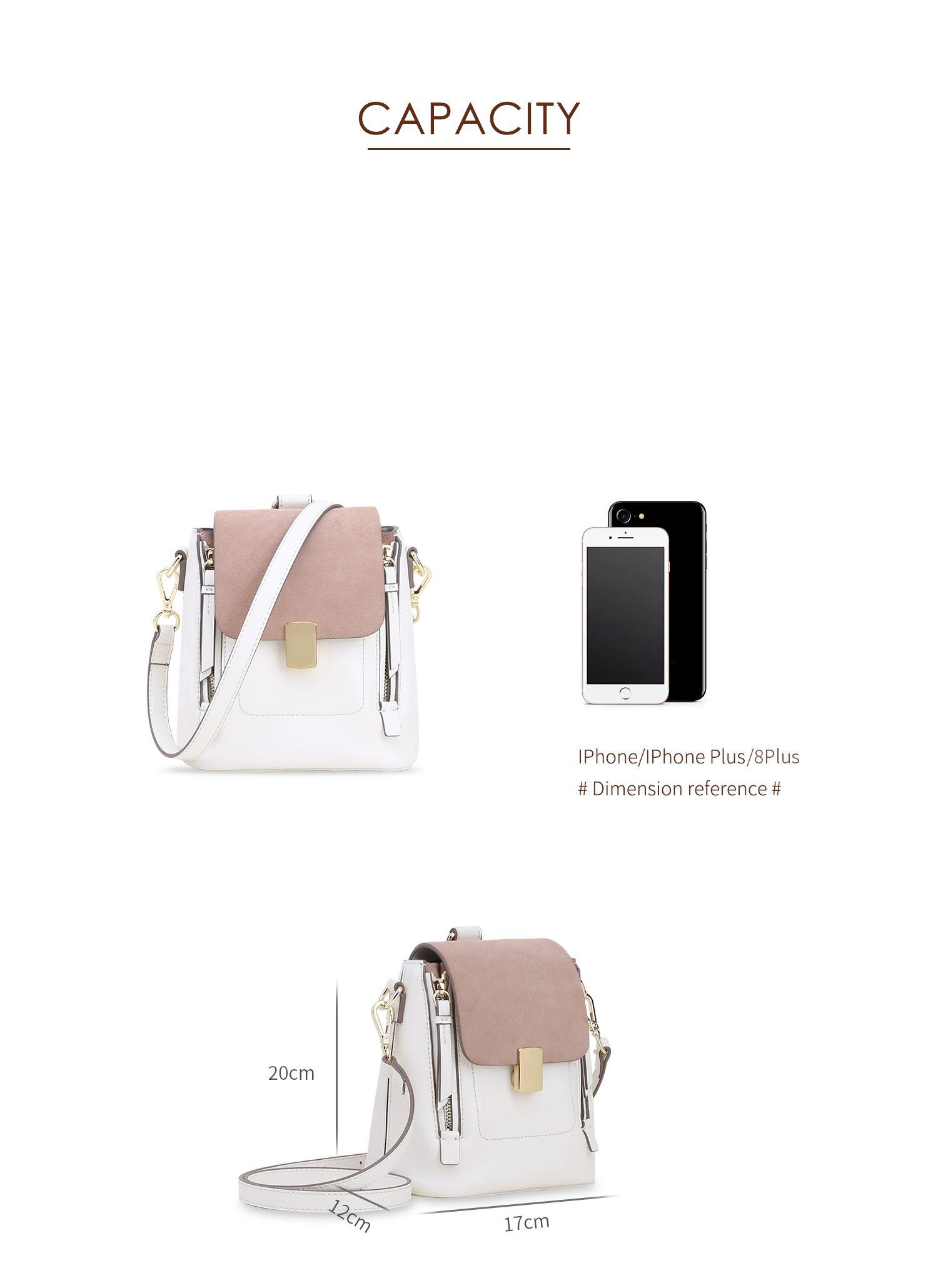 a0596b5d93cb Купить Рюкзак. Колледж моды HFresh ветер небольшой мешок дамы рюкзак 2018  Новый плечо сумка женская