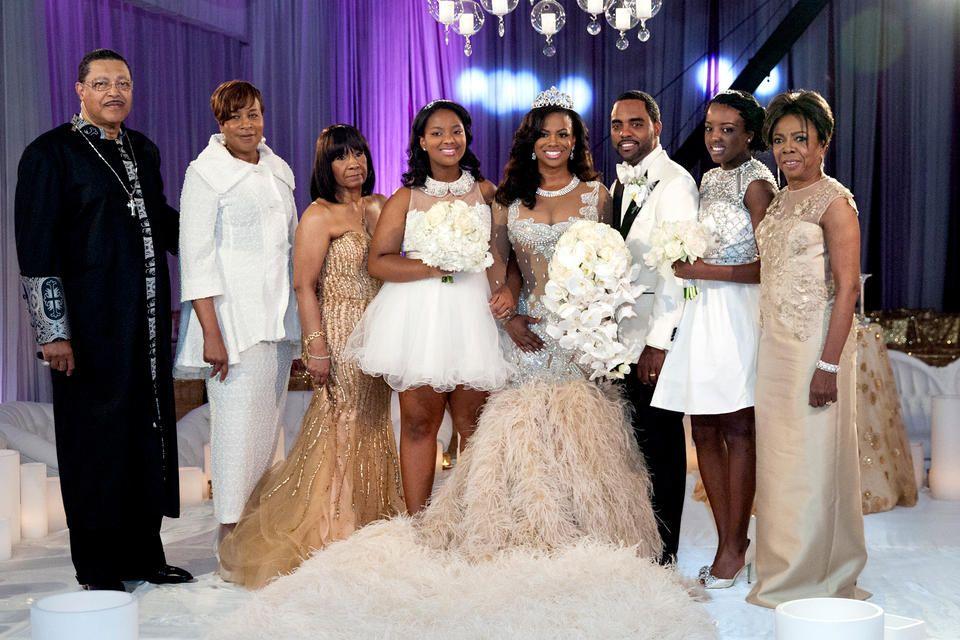 Kandi And Todd S Wedding Album Kandi And Todd Wedding Dresses Kandi Burruss