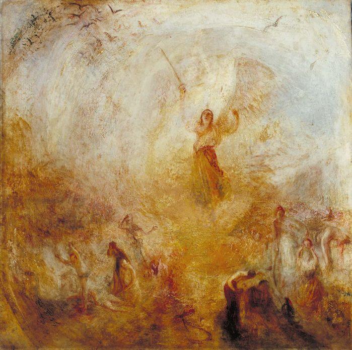 J. M. W. Turner, (с изображениями)   Уильям тернер ...