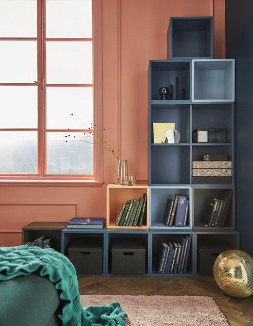 modulschr nke wie eket von ikea erleichtern dir die gestaltung auch ungew hnlicher. Black Bedroom Furniture Sets. Home Design Ideas