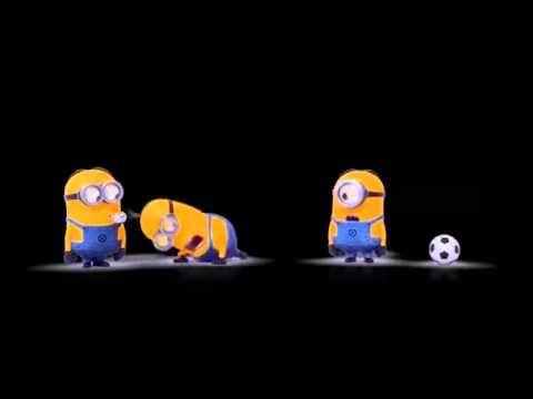 Minions - Football - Despicable Me