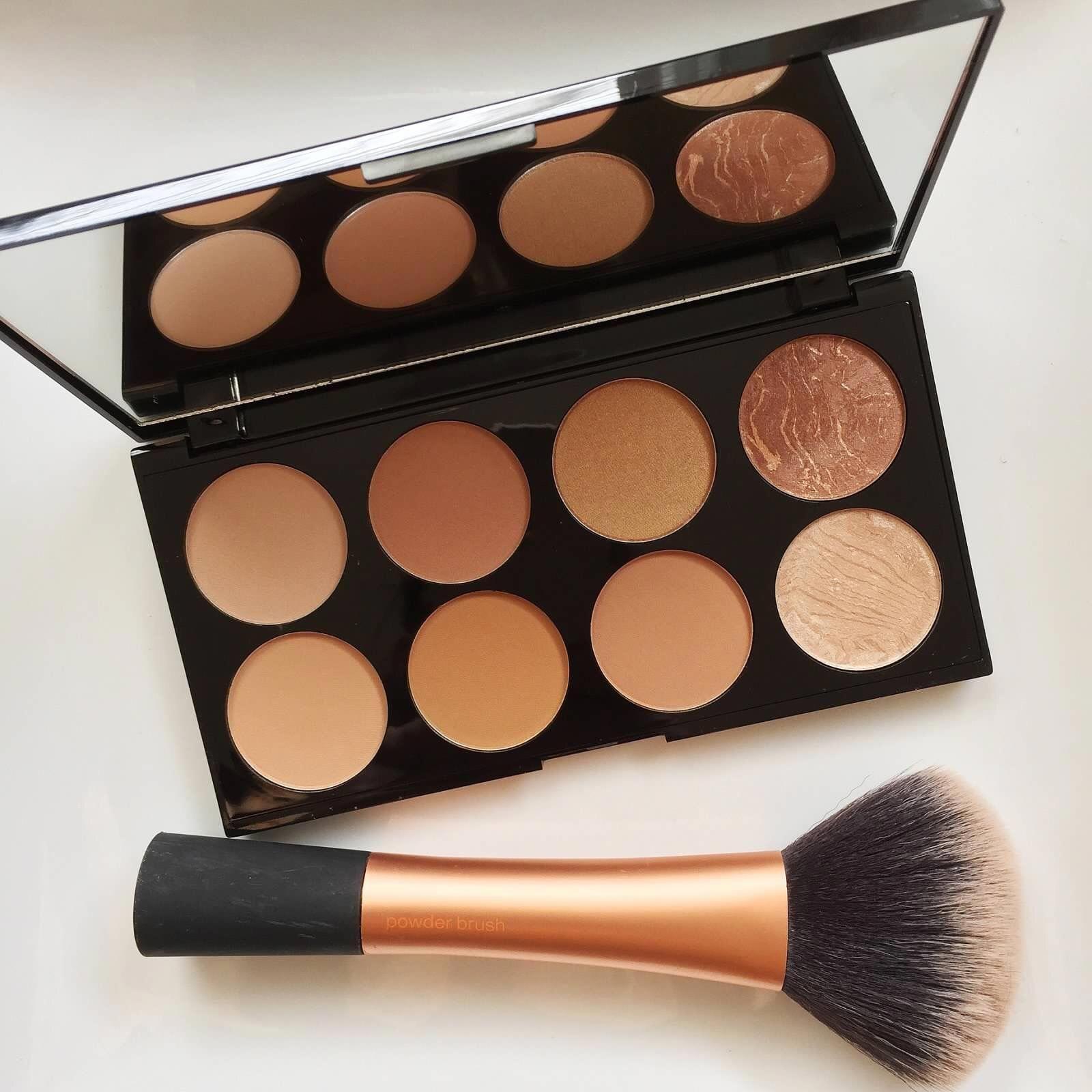 Bronzer Makeup Revolution. Redheads Bronzer makeup