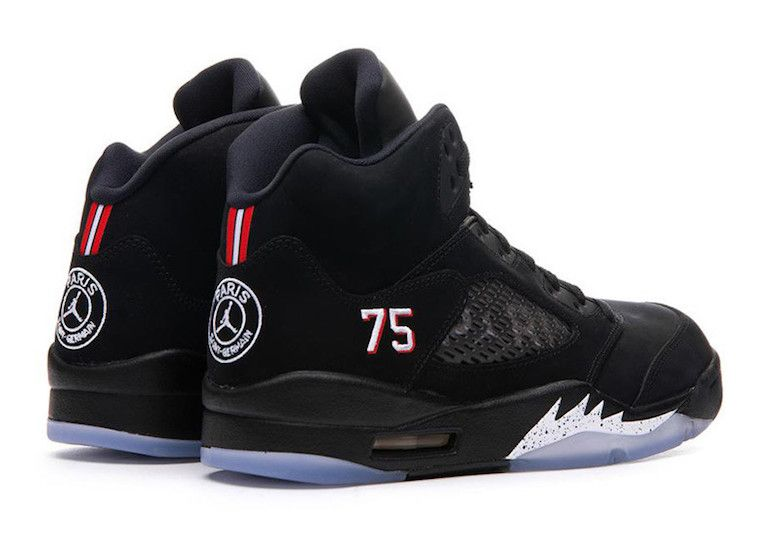 low priced 89f53 059d0 Air Jordan 5 Paris Saint-Germain Release Date   Shoes ...