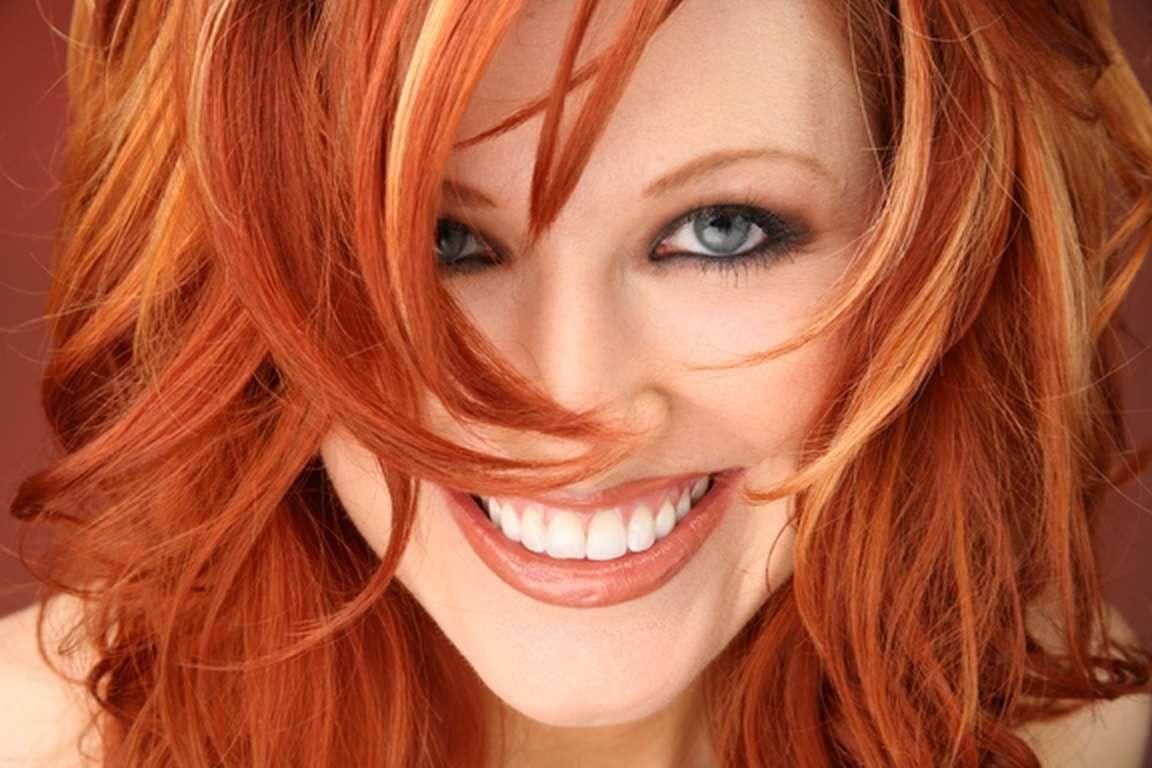 Gua De Arroz Para Cabelos Tingidos E Com Queda Light Red Hair