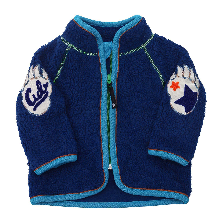 Urvan Fleece Jacket/Blueprint