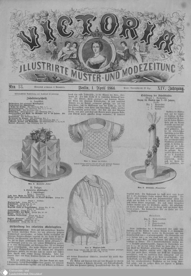 49 - Nro. 13. 1. April - Victoria - Seite - Digitale Sammlungen - Digitale Sammlungen