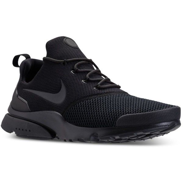 Nike Men's Presto Fly Running Sneakers from Finish Line (110 CAD) ❤ liked on