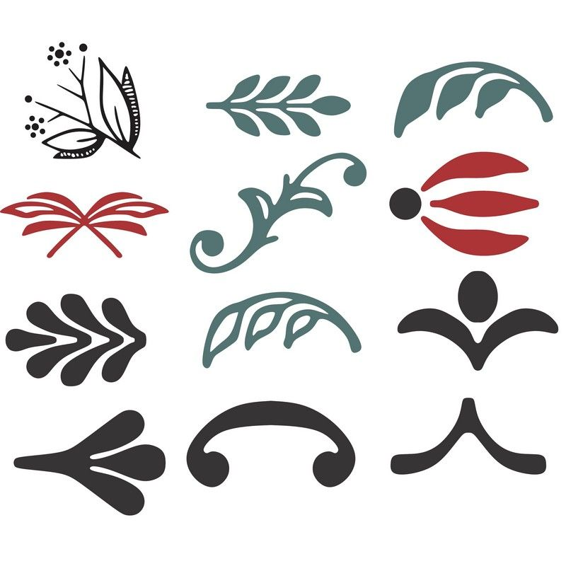 Ornamental Design Elements Design Elements Ornamental Vector Art And Craft Design,Funeral Program Design