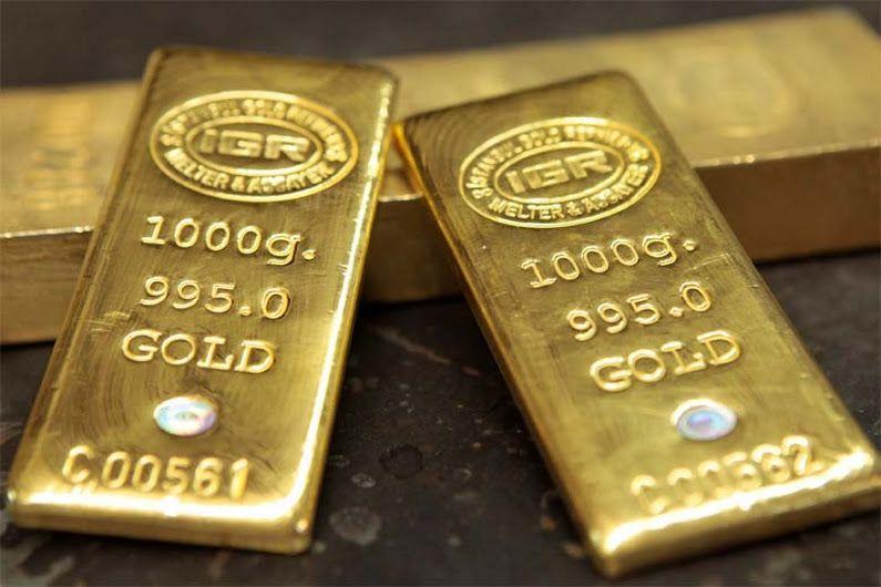 El oro como inversión