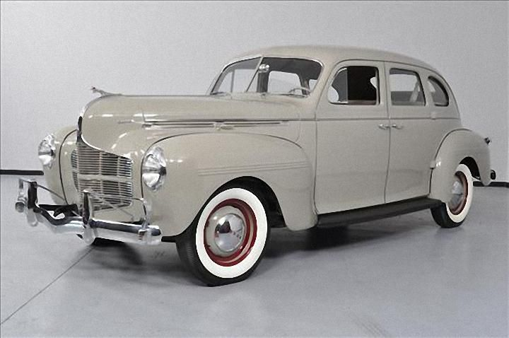 1940 Dodge Deluxe First Family Car I Remember Drove With
