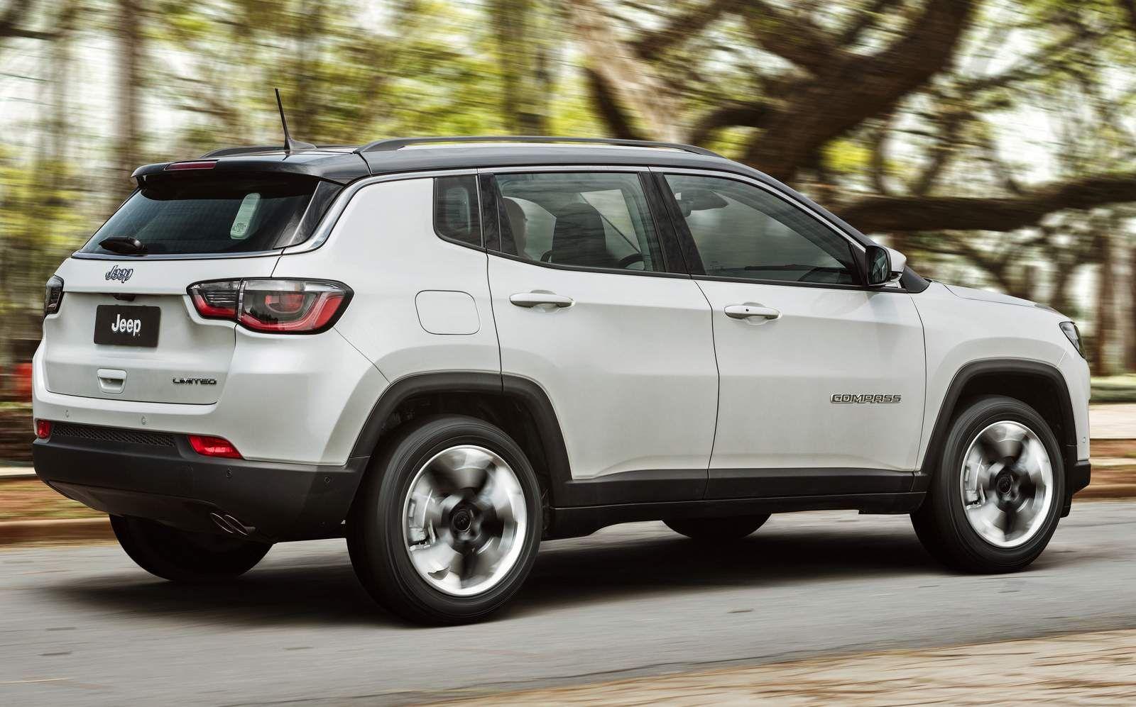 Jeep Compass 2017 2 0 Flex Automatico Consumo E Preco Jeep