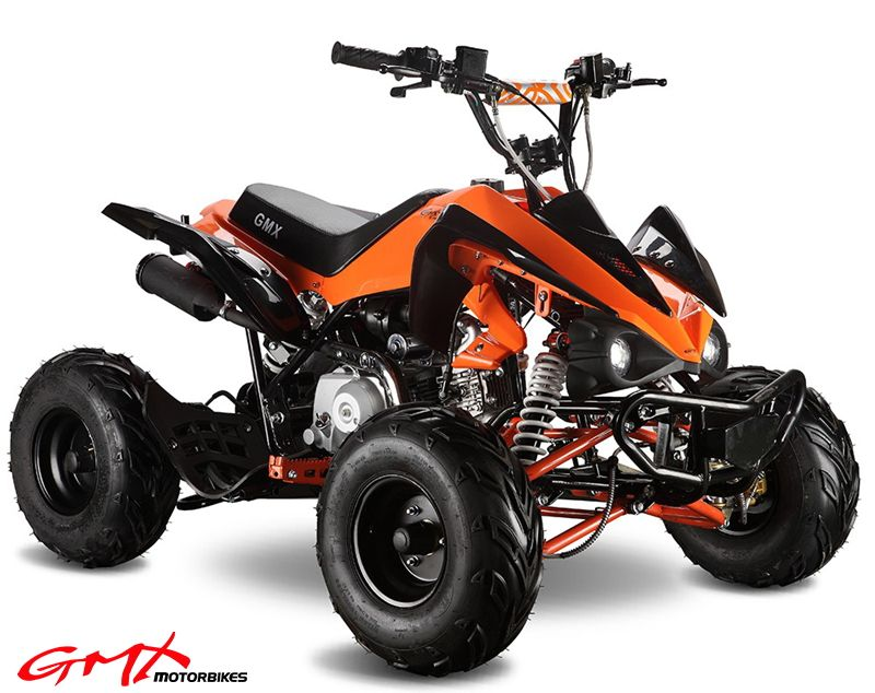 Gmx Motorbikes Sports Atv 110cc 2013 Beast Orange Quad Quad Bike Sport Atv Atv Quads