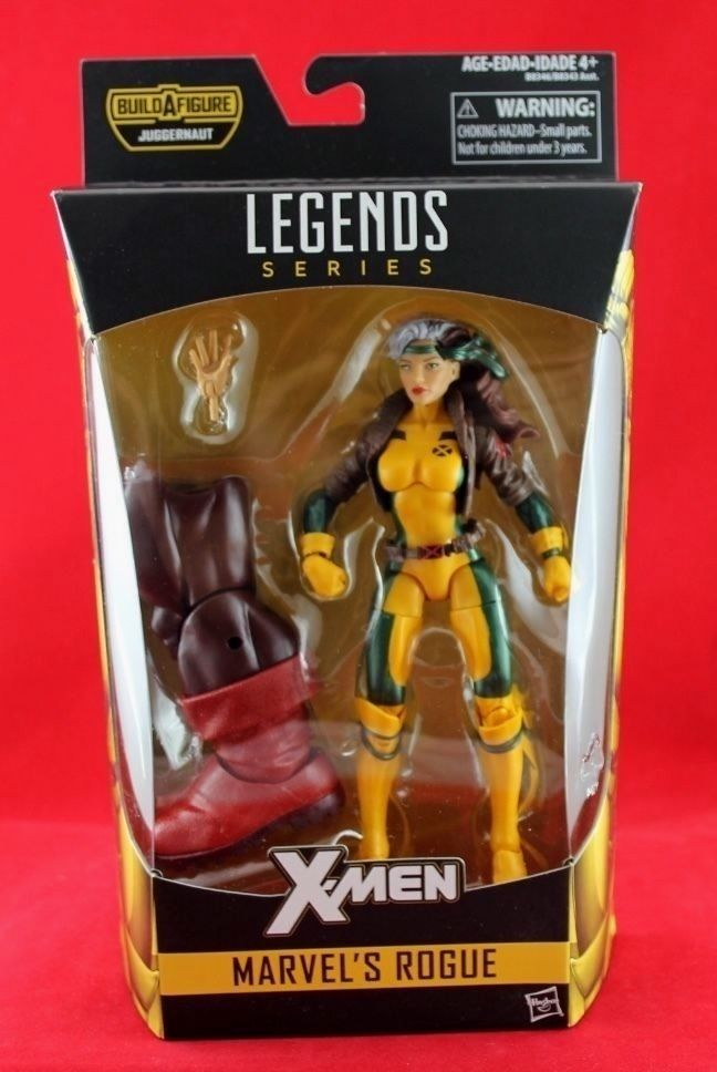 "Marvel Legends X-Men Rogue Series BAF 6"" Hasbro Action Figure Free Shipping #Hasbro"