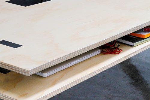 Work Table 002 / Miguel de la Garza