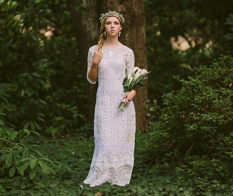 Great Vintage Wedding Dresses Etsy