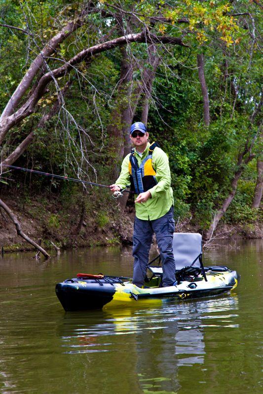 Leon River in a Jackson Coosa | Kayak Fishing | Kayak