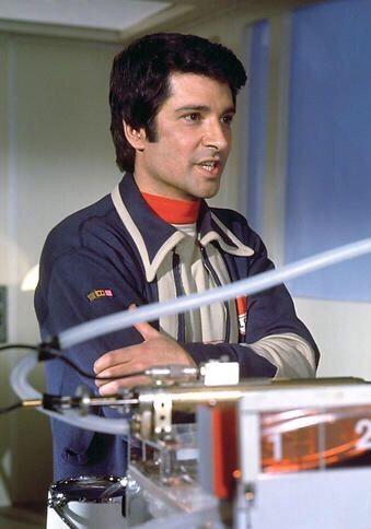 Tony Anholt as Tony Verdeschi, Space 1999.