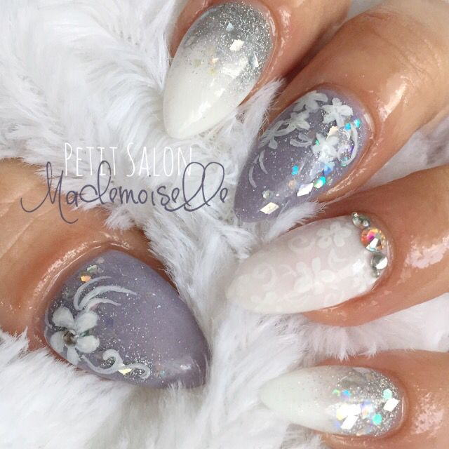 Here Comes The Bride With Some Awesome Nails: Nails, Nail Art, Here Comes The Bride