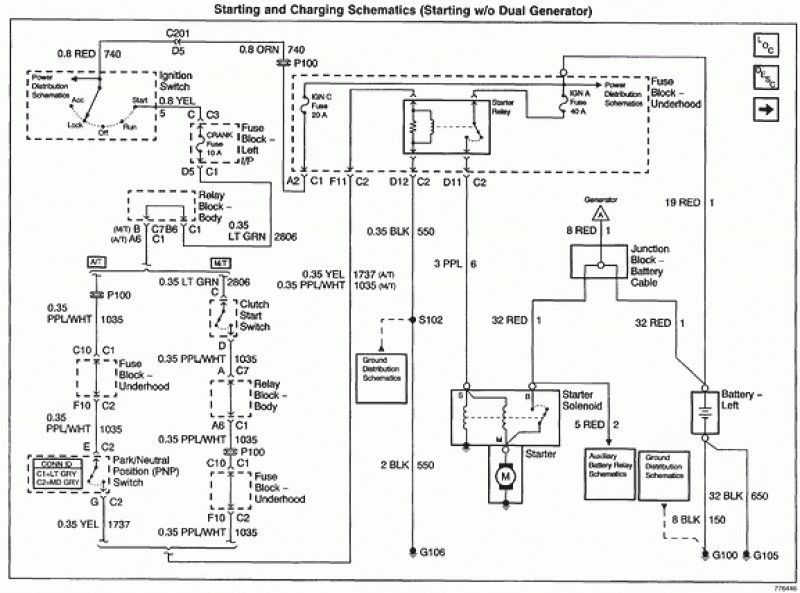 2004 Silverado Wiring Diagram for 1994 Chevy Silverado