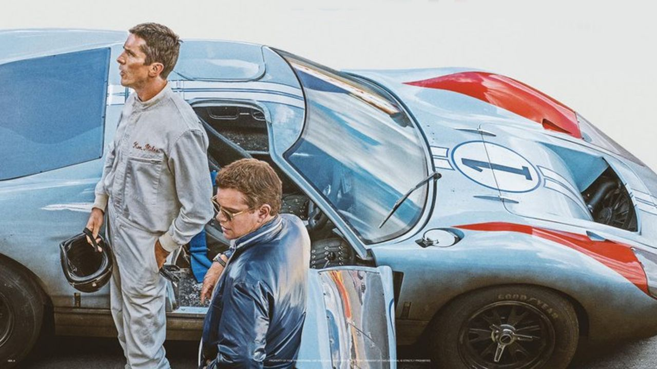 Ford V Ferrari First Trailer Is Magnificent And Retells The Ford