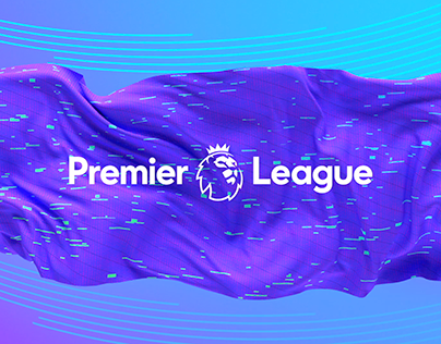 Soccer Projects Photos Videos Logos Illustrations And Branding On Behance Premier League Project Photo Interactive Design