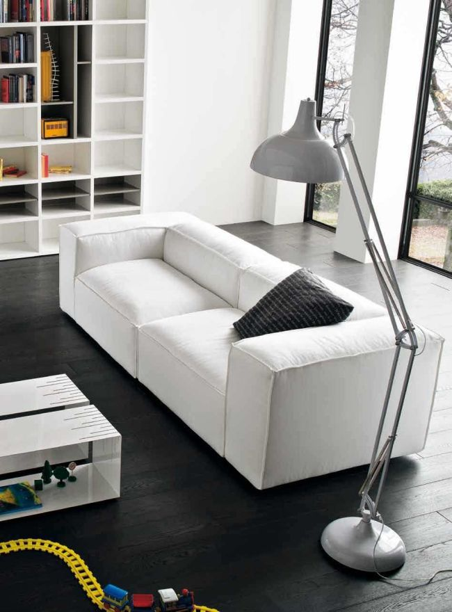 21 Designer Couch Modelle – Kombinationen aus Design und Komfort ...