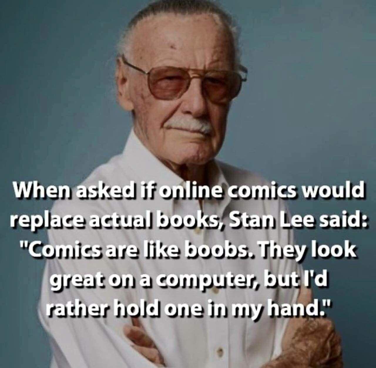 Best 17 Stan Lee Memes Stan Lee Quotes Stan Lee Humor