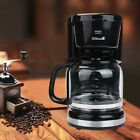 Coffee Maker 12 Cups Machine Drip Filter Glass Carafe Automatic Coffee Maker Set #SmallKitchenAppliances #automaticcoffeemachine