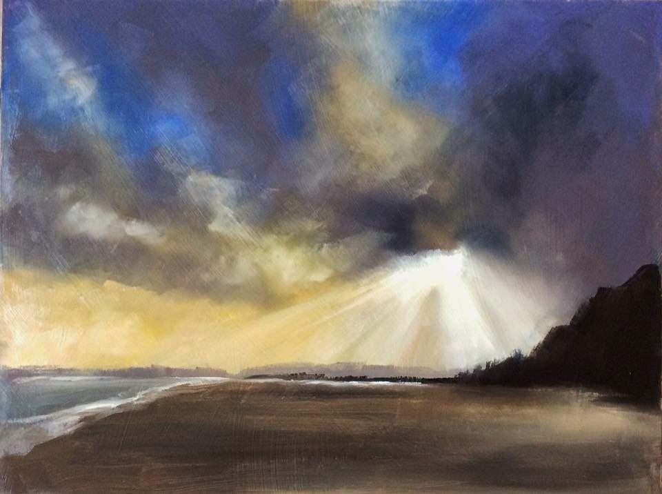Artist Rhod Evans