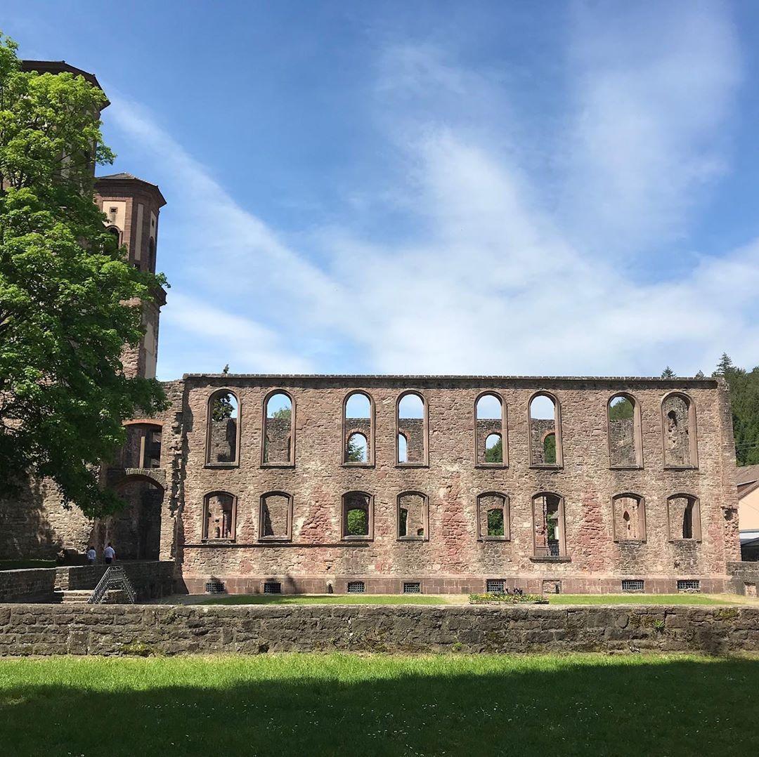 Frauenalb Kloster