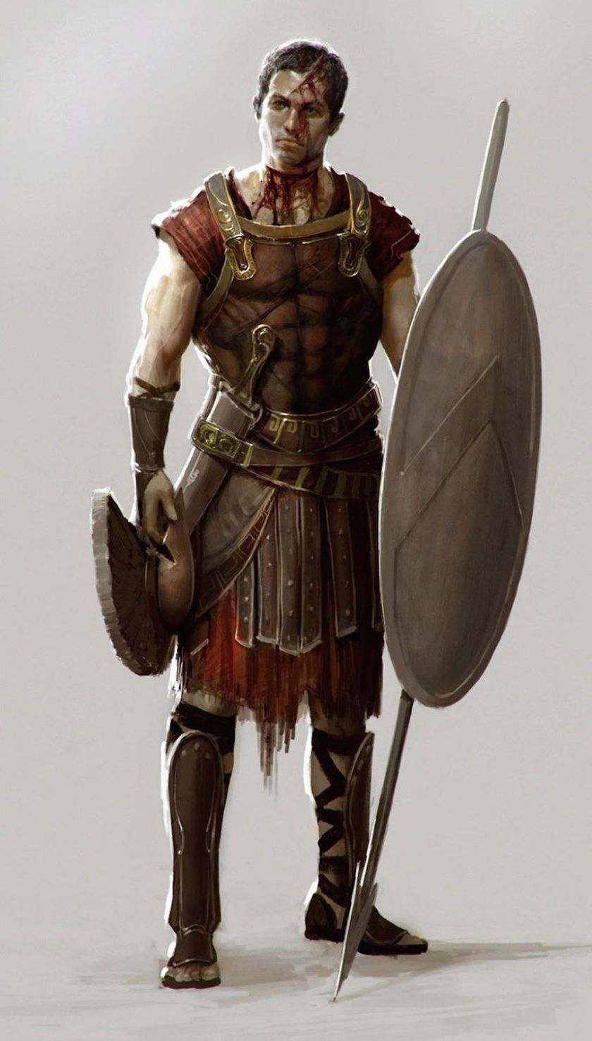 God of War Ascension Pictures Characters Concept Artwork 94