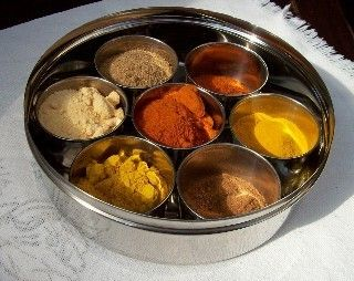 My Indian masala box
