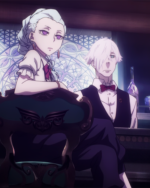 Photo of Death Parade – 1 Épisode 2: Death seen from the other side – streaming – VF et VOSTFR – ADN