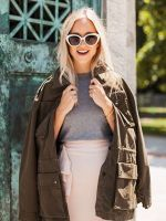 How To Start Mixing Your Summer & Fall Pieces Now #refinery29  http://www.refinery29.com/how-to-start-mixing-your-summer-and-fall-pieces