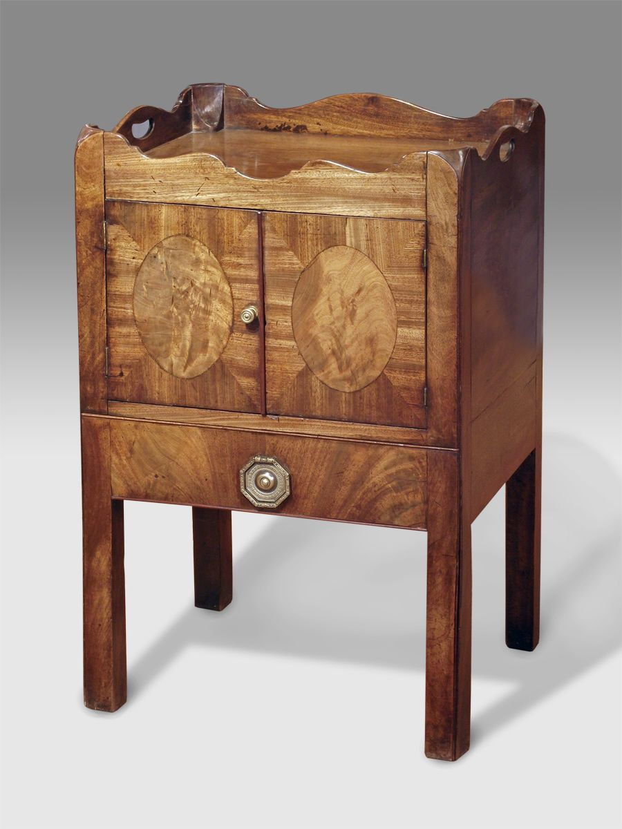 tray top commode in 2020 Antique bedroom