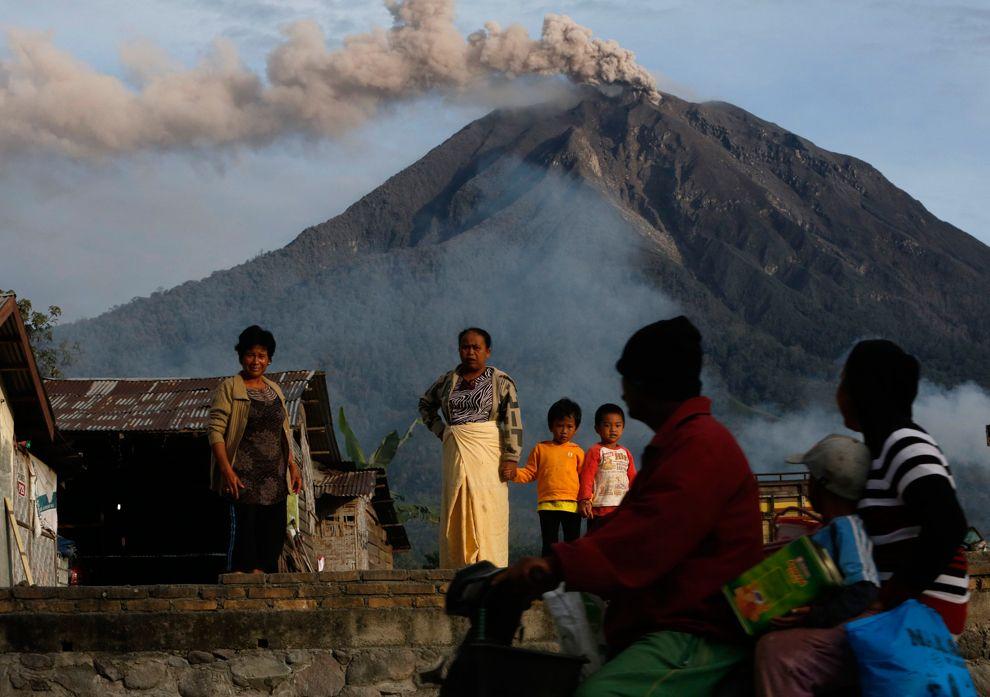 El Salvador Volcanoes
