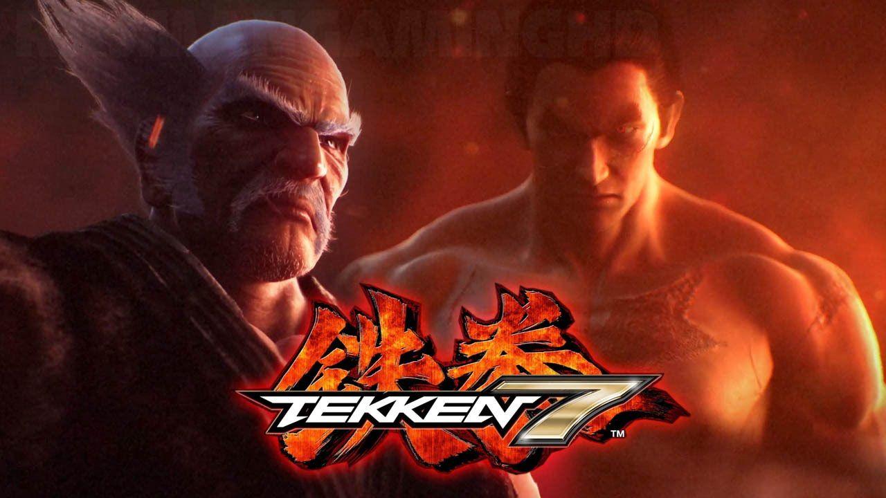 Tekken 7 HD Wallpapers 3 Whb Tekken7HDWallpapers Tekken7 Games Hdwallpapers
