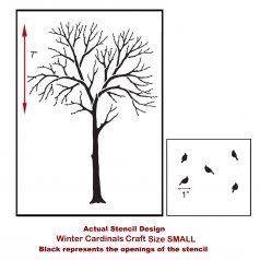 large-tree-winter-cardinals-stencil-for-furniture-craft-stencils.