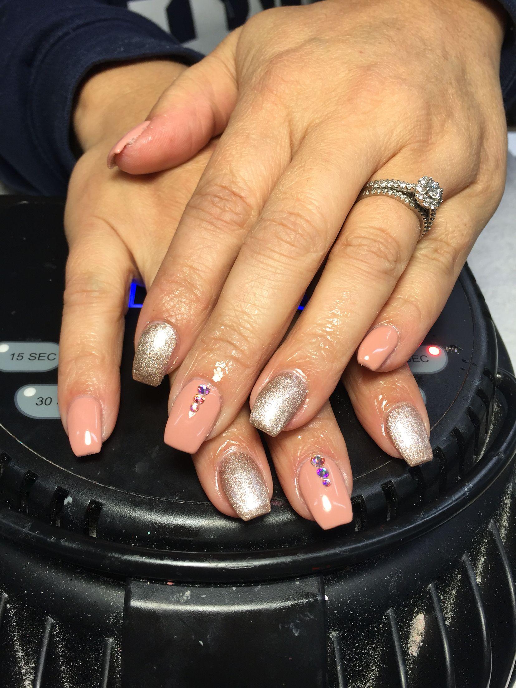 Nails, bling, coffin, nail design, LG Salon | LG SALON 1415 Skyline ...